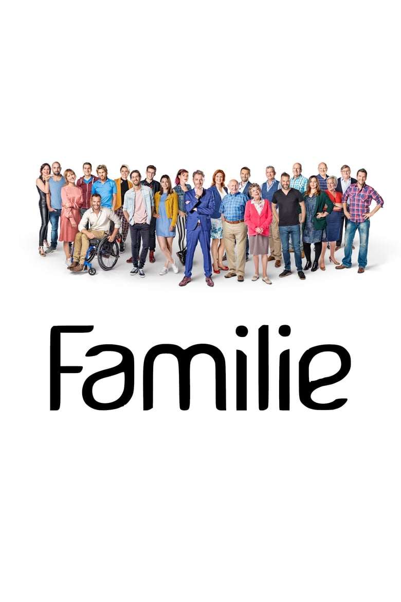Poster for Serial Familie