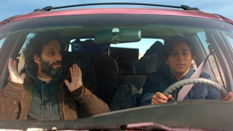 кадр из фильма Долгая идиотская дорога