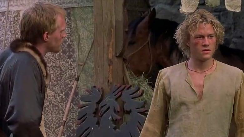 Riterio žvaigždė / A Knight's Tale (2001)