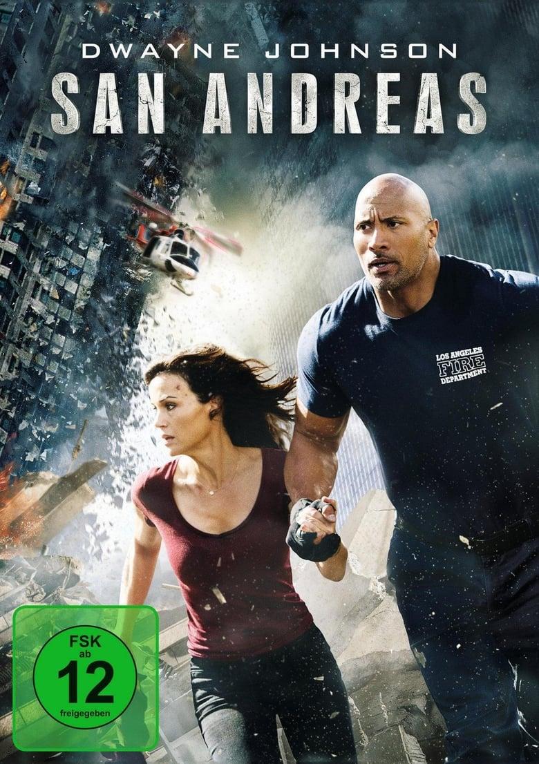 San Andreas - Action / 2015 / ab 12 Jahre