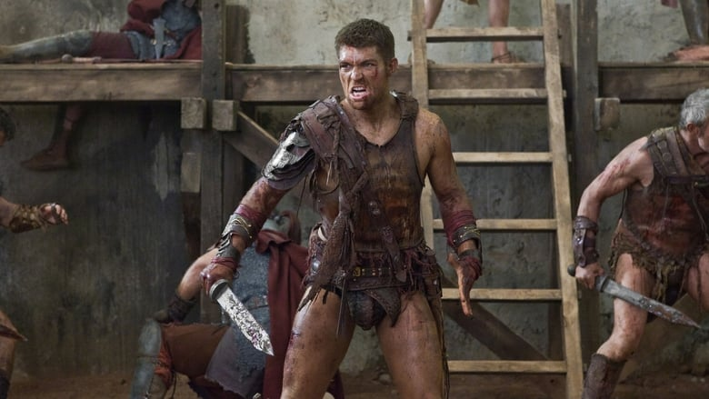 Spartakas: Kerštas / Spartacus: Vengeance (2012) 2 Sezonas