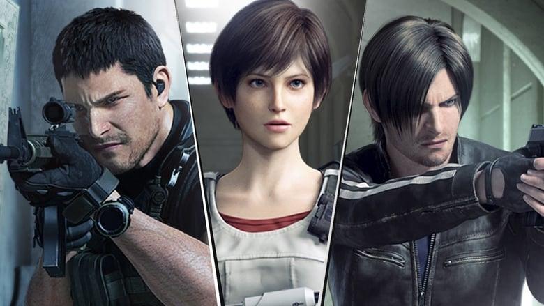 Resident+Evil%3A+Vendetta