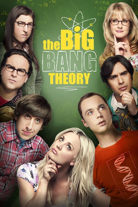 The Big Bang Theory - Komödie / 2007 / 12 Staffeln
