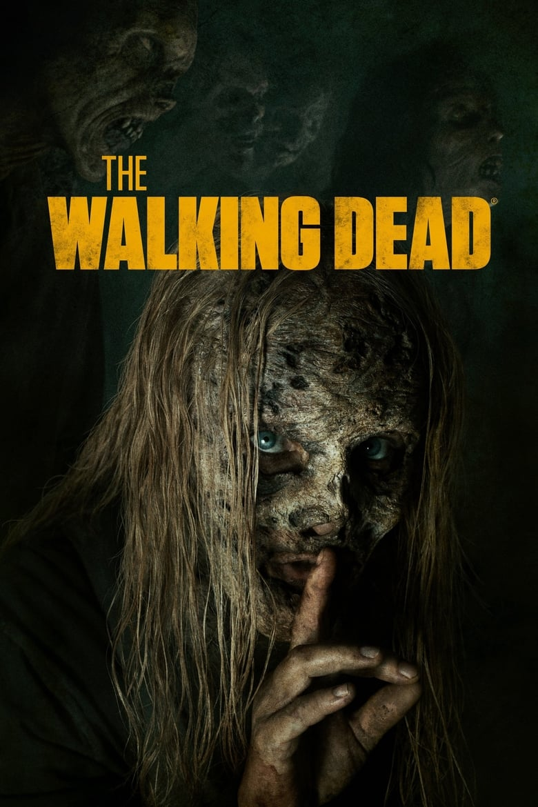 Poster for Serial The Walking Dead