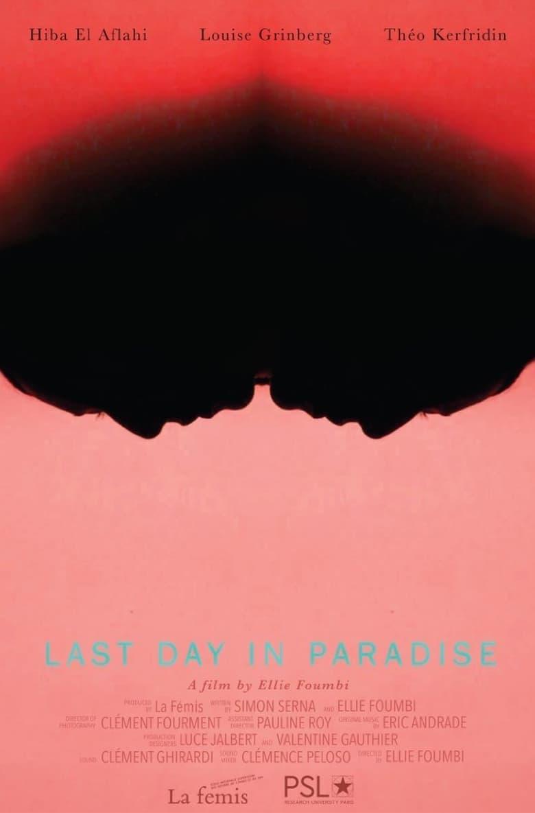 Εξώφυλλο του Last Day in Paradise
