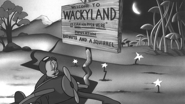 Porky+in+Wackyland