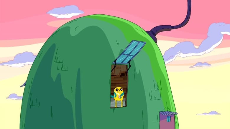 Nuotykių metas / Adventure Time with Jake and Finn (2011) 3 Sezonas