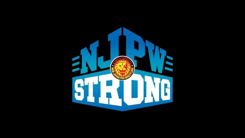 مشاهدة مسلسل NJPW STRONG مترجم أون لاين بجودة عالية