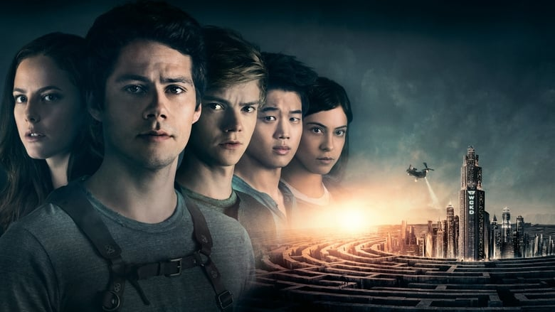 Maze Runner: The Death Cure (2018) BluRay 720p 1.2GB Ganool