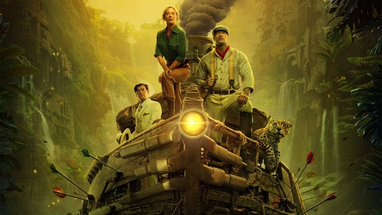 Jungle Cruise 2020 [Hindi-English] 1080p 720p Torrent Download