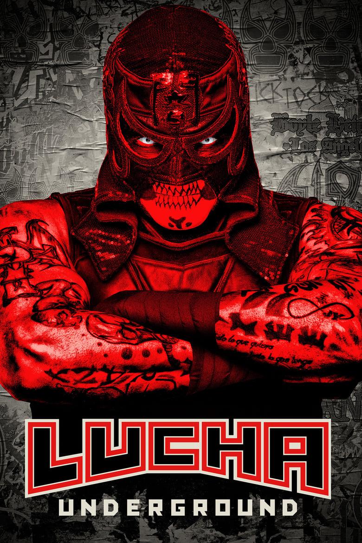 Lucha Underground - poster