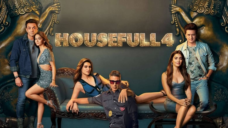 Housefull 4 (2019) Hindi Comedy Movie