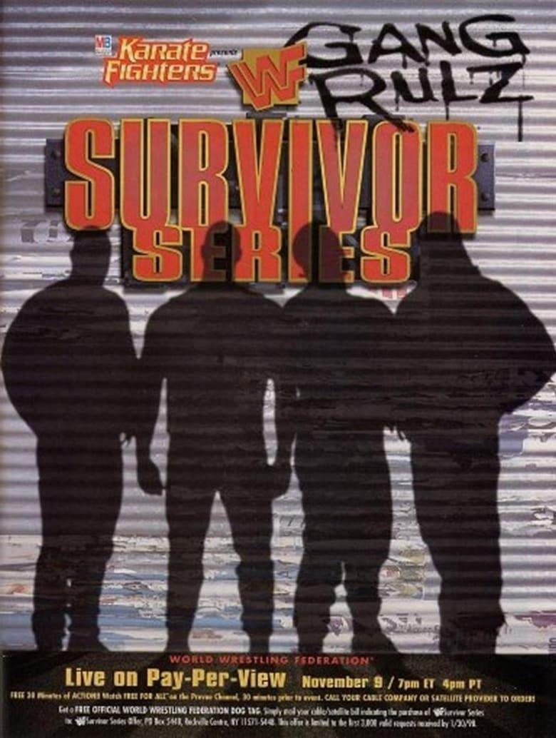 WWE Survivor Series 1997 (1997)