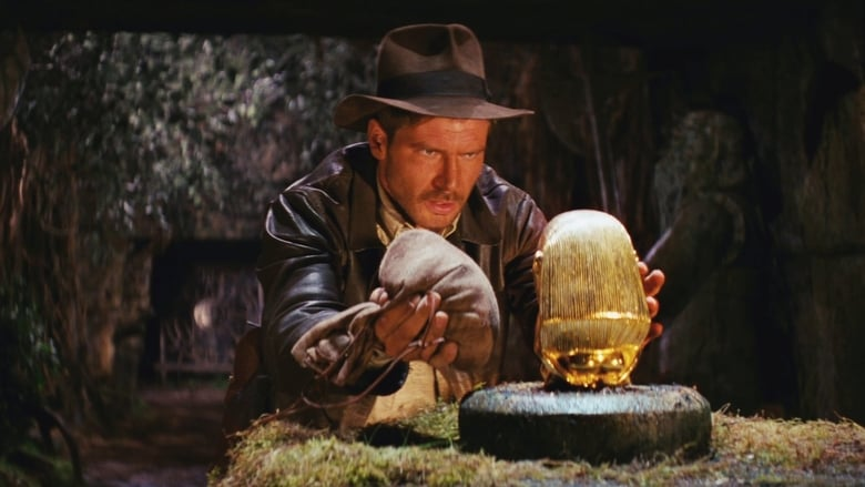 Still from Raiders of the Lost Ark