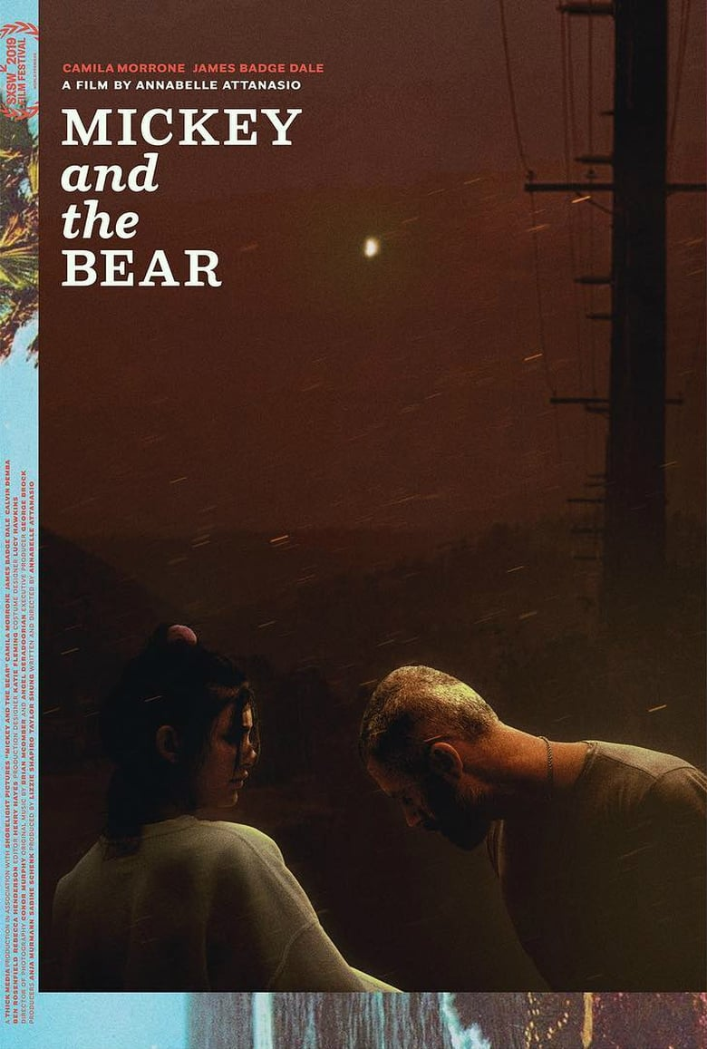 Mickey and the Bear - poster