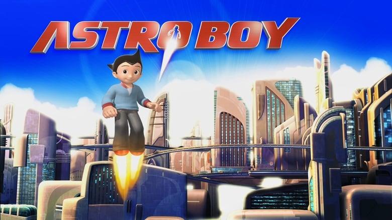 Trailer de la Pelicula Astro Boy online español