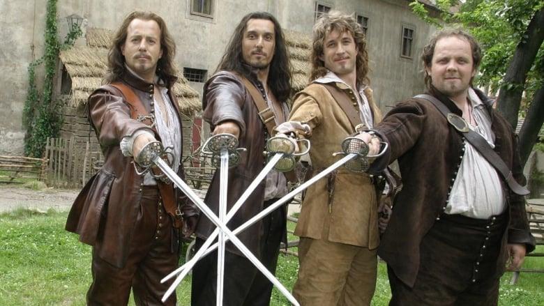 فيلم D'Artagnan and the Three Musketeers 2005 مترجم اونلاين