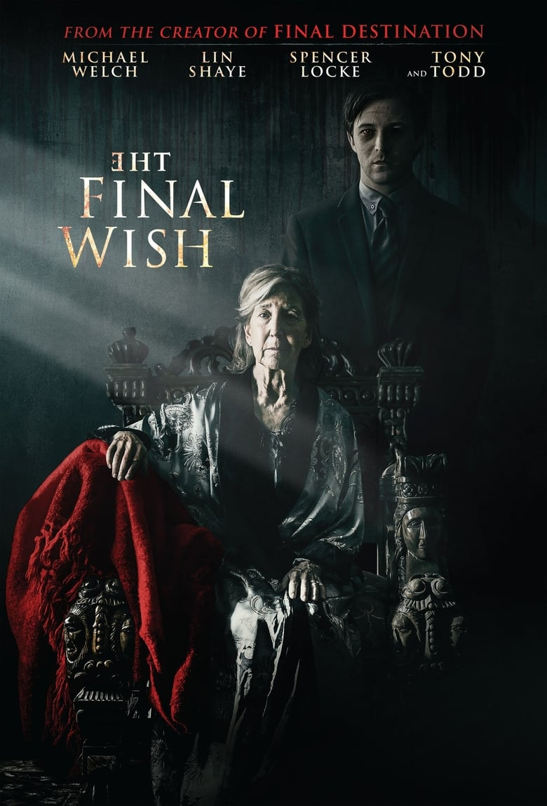 The Final Wish - poster