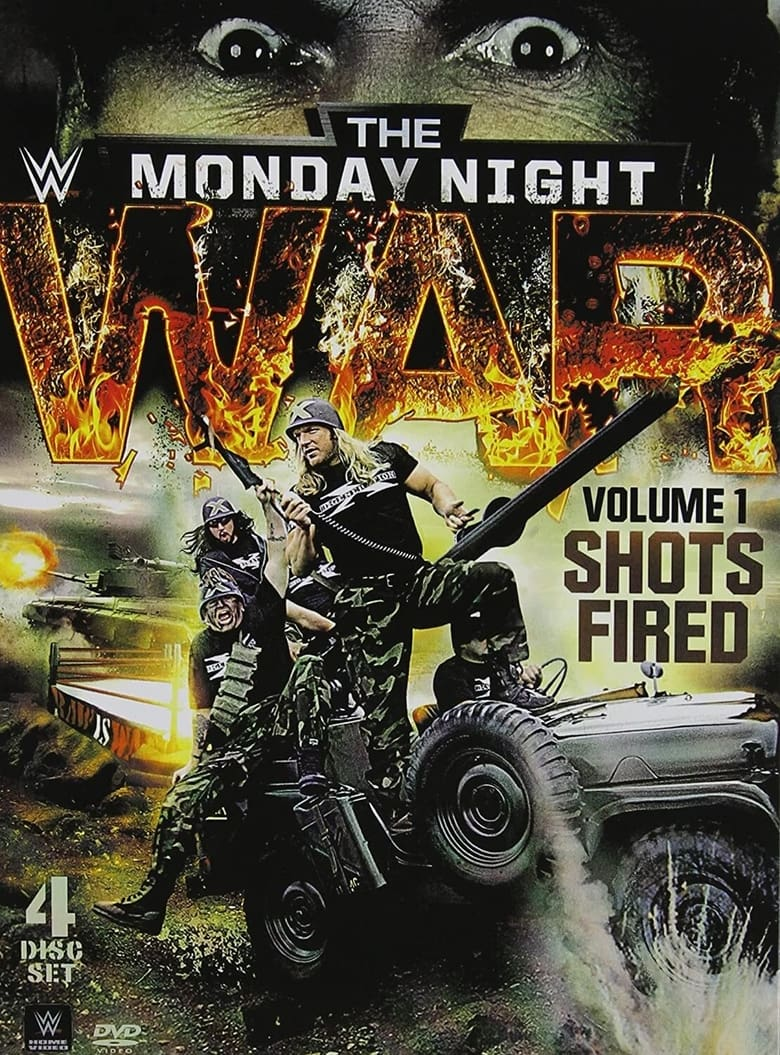 WWE: Monday Night War Vol. 1: Shots Fired (2015)