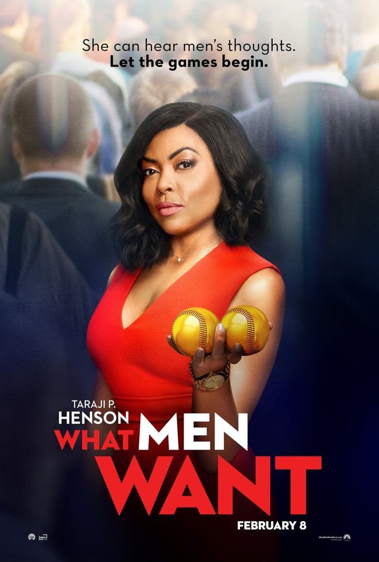 What Men Want - poster