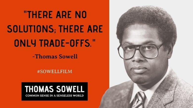 Watch Thomas Sowell: Common Sense in a Senseless World 2021 Online tinyzonehd