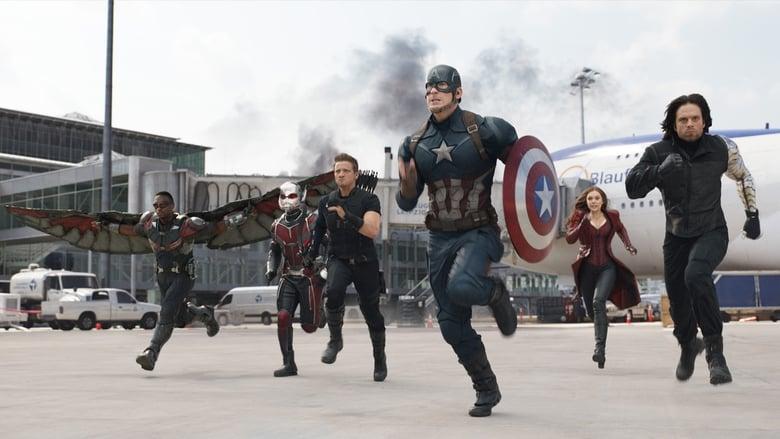 Watch Captain America: Civil War Putlocker Movies