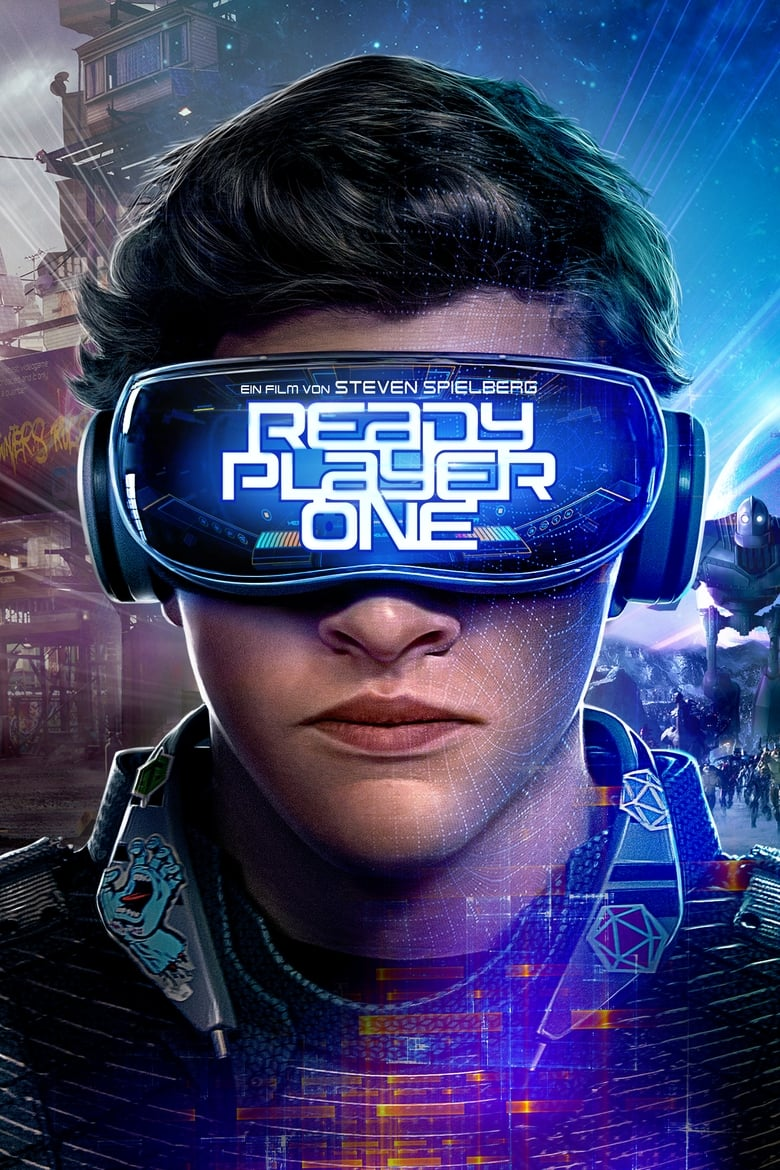 Ready Player One - Science Fiction / 2018 / ab 12 Jahre