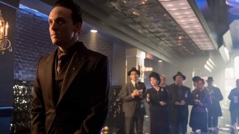 Gotamas / Gotham (2017) 4 Sezonas EN