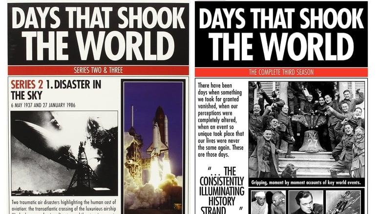 مشاهدة مسلسل Days That Shook the World مترجم أون لاين بجودة عالية