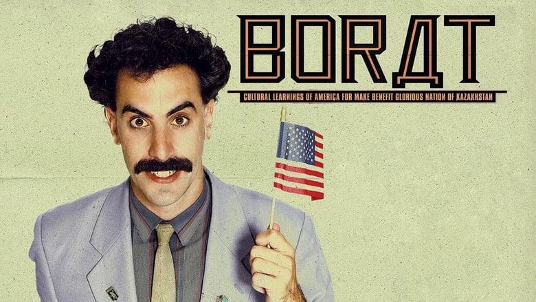 Borat – O Segundo Melhor Repórter do Glorioso País Cazaquistão Viaja à América Torrent (2006)