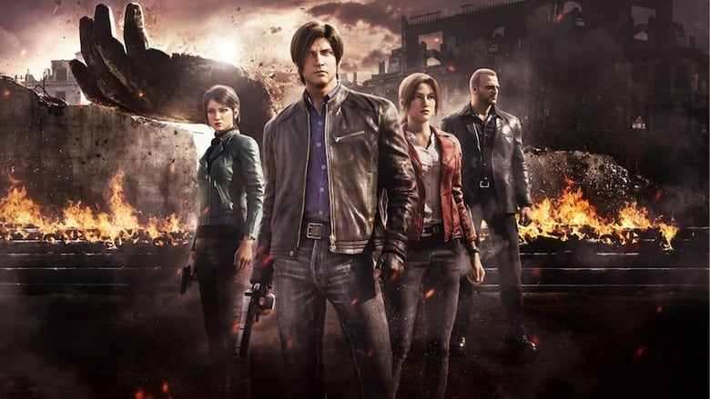 Resident+Evil%3A+Infinite+Darkness