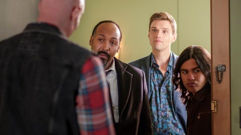 The Flash Season 4 Episode 12