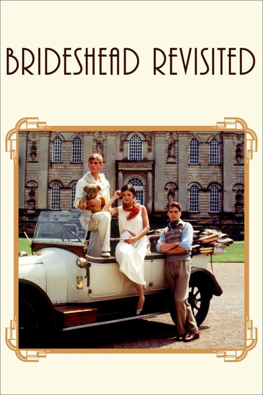 Εξώφυλλο του Brideshead Revisited