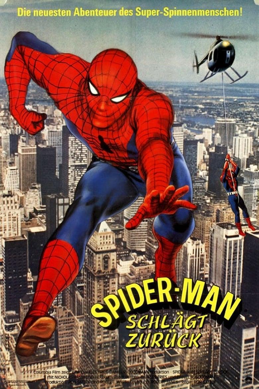 Wer streamt Spider-Man schlägt zurück? Film online schauen