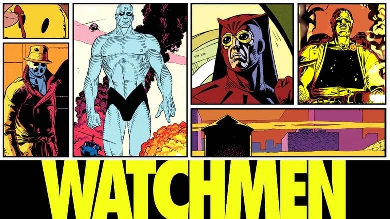 Watchmen: Motion Comic Season 1 Episode 12