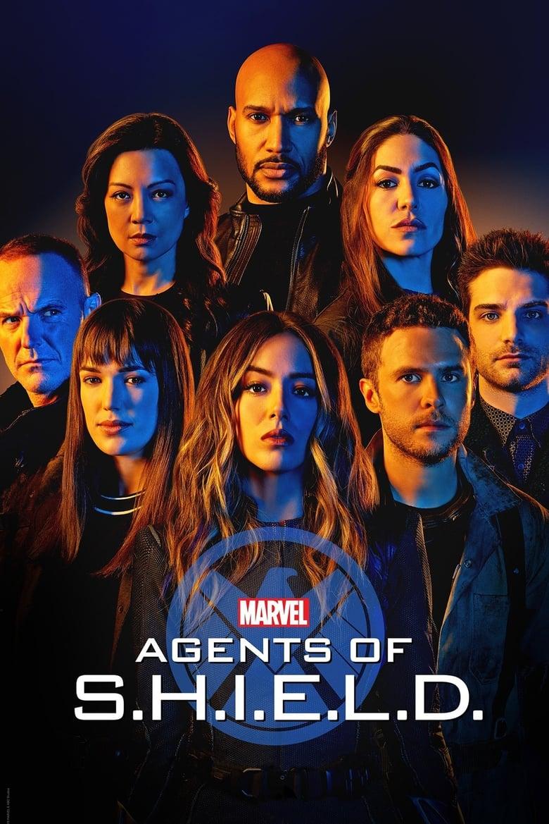 Εξώφυλλο του Marvel's Agents of S.H.I.E.L.D.