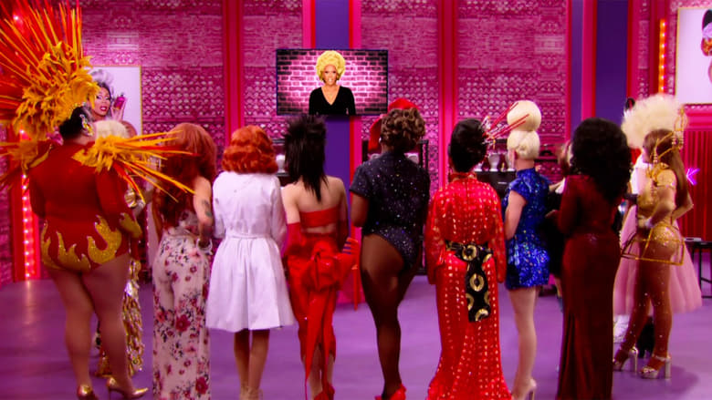 RuPaul: Carrera de drags: 10×1