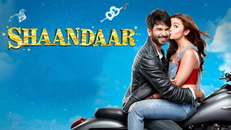 Shaandaar (2015) Hindi | x264 Bluray | 1080p | 70p | 480p