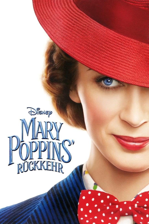 Mary Poppins' Rückkehr - Fantasy / 2018 / ab 0 Jahre