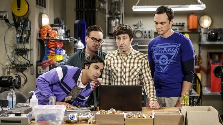 Didžiojo sprogimo teorija / The Big Bang Theory (2016) 10 Sezonas