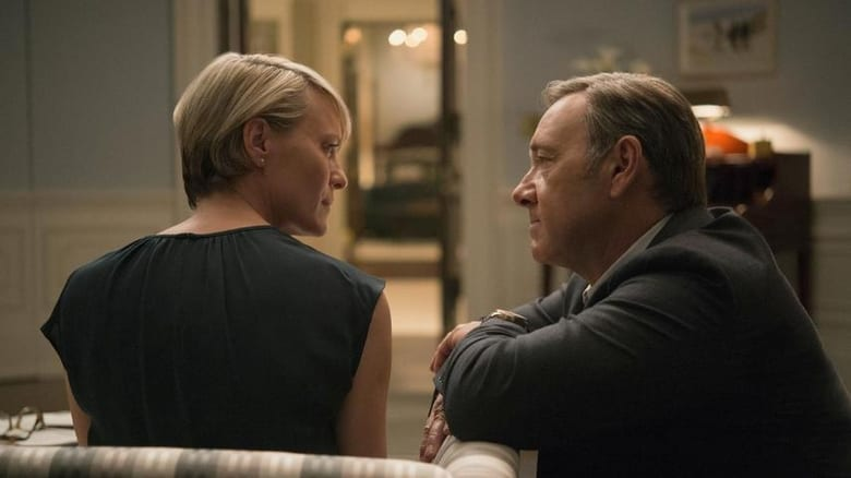 Kortų namelis / House of Cards  (2015) 3 Sezonas