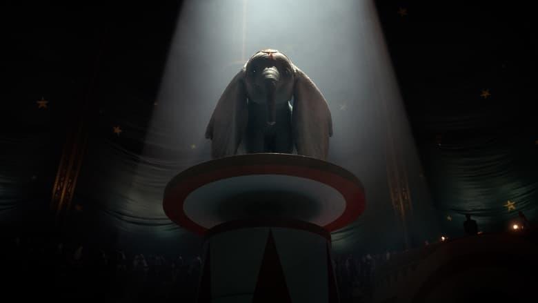 кадр из фильма Дамбо
