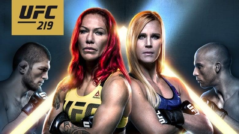 UFC 219 Cyborg vs Holm (2017)