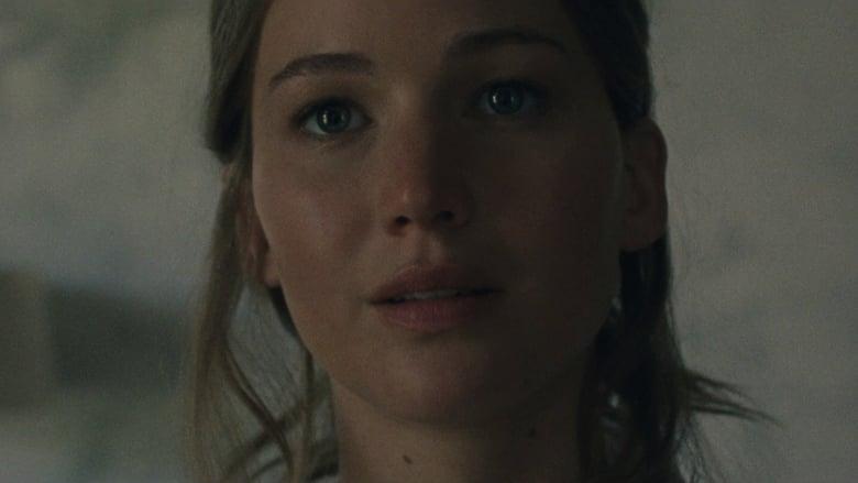 кадр из фильма Мама!