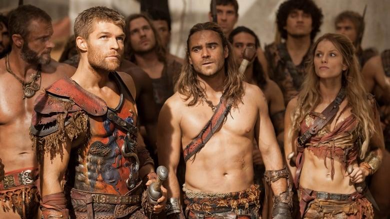 مسلسل Spartacus الموسم الثالث الحلقة 3 الثالثة مترجمة