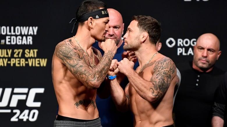 Watch UFC 240: Holloway vs. Edgar free