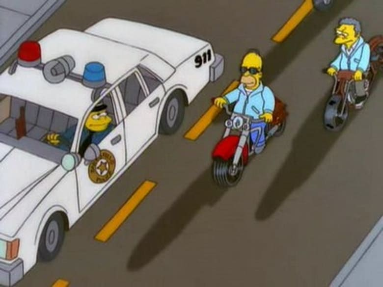 The Simpsons Season 11 Episode 8