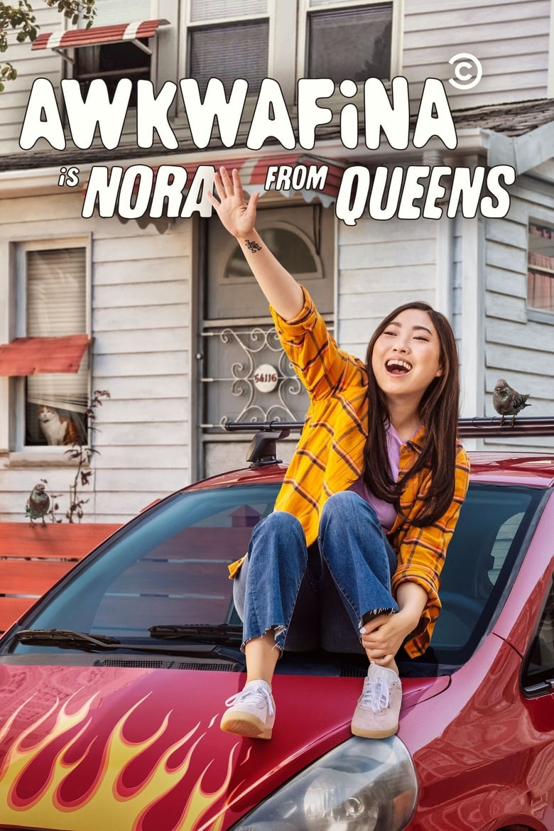 Awkwafina is Nora From Queens Season 1 Episode 10
