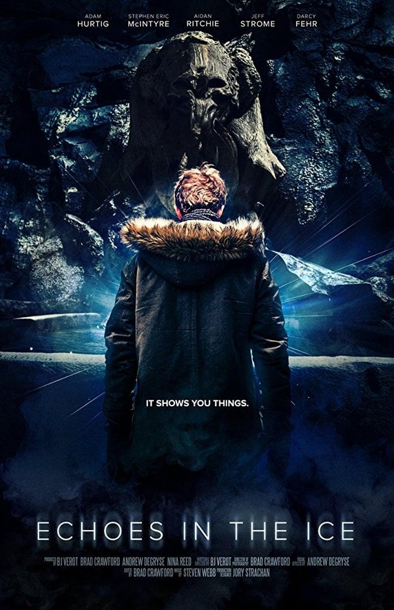 Εξώφυλλο του Echoes in the Ice