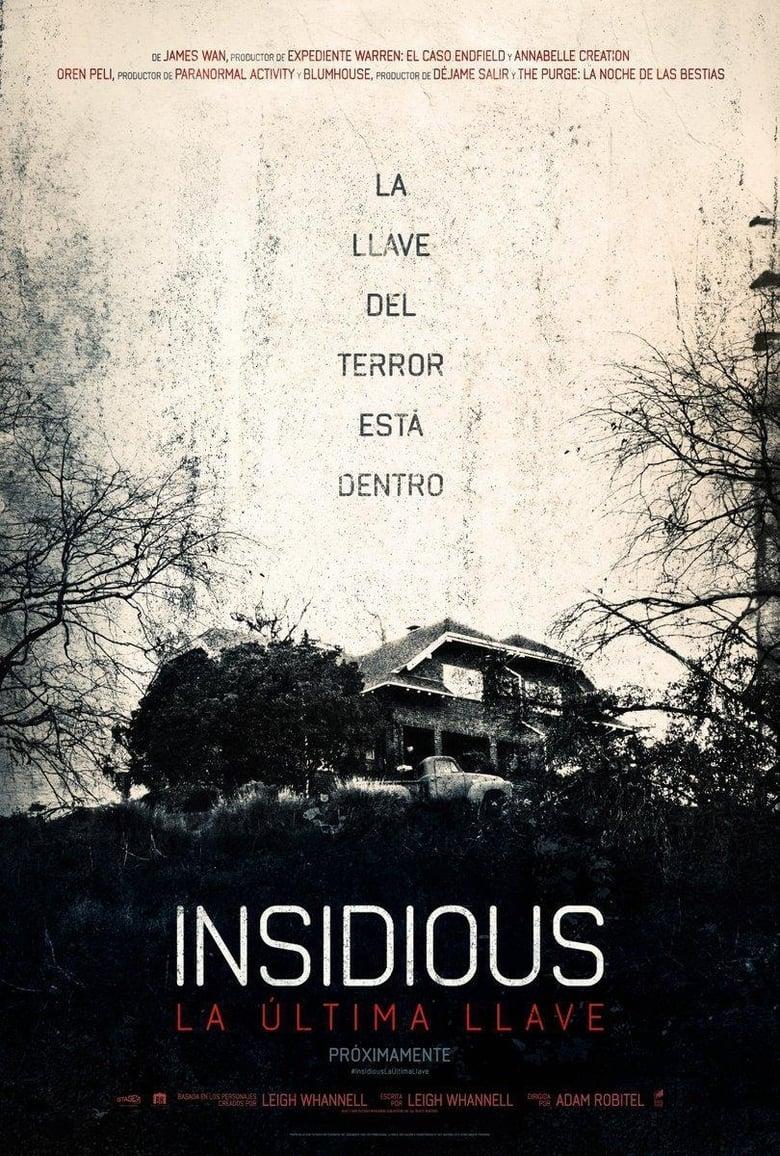 Insidious: La ultima llave (2018) OnLIne eMule